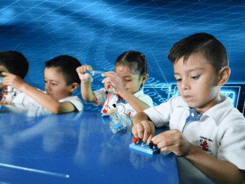 Saber Innovar Preescolar